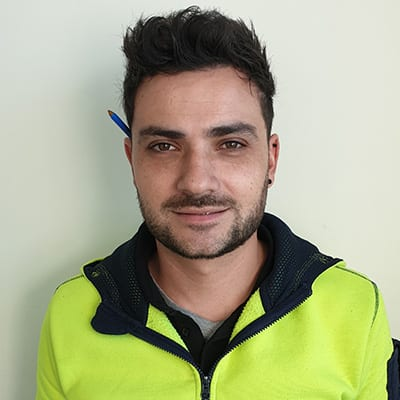 Damien Napolitano - IPS Warehouse Manager