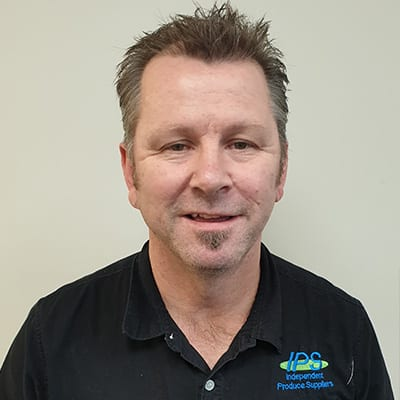 Paul Russell - IPS Fruit and Veg Supervisor