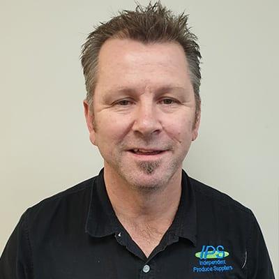 Paul Russell - IPS Fruit and Veg Supervisor
