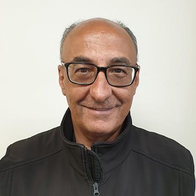 Tony Punturieri - IPS Quality Controller